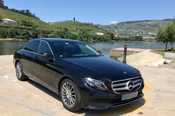 Private Transfer from Lisbon to Madrid