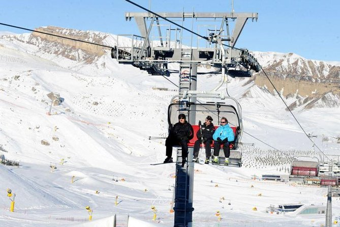Shahdag Mountain resort Group tour