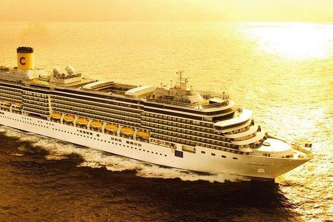 Shanghai Wusongkou Cruise Port to Hongqiao Airport:Private with Meet service
