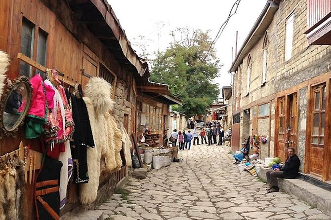Lahich(Lahij, Lahic) and Demirchi village Group tour
