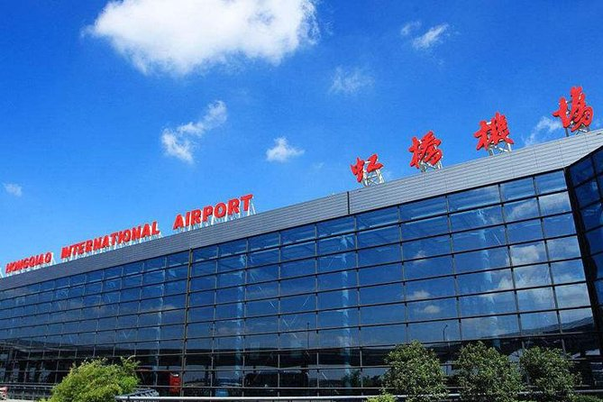 Shanghai Hongqiao Airport To Shanghai Hotel:Private transfer with Meet service