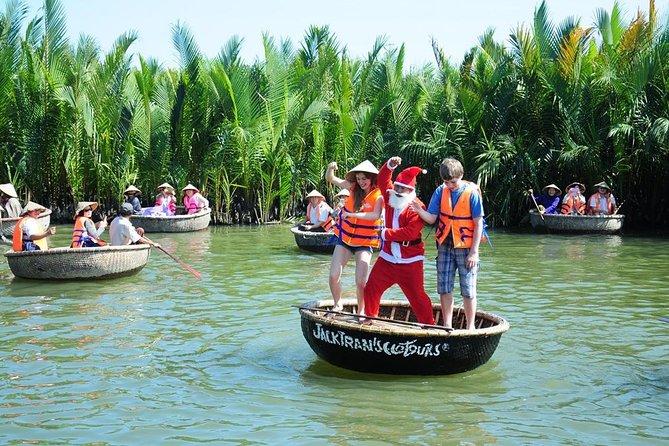 Visite le village de Tra Que, village de Cam Thanh et cours de cuisine
