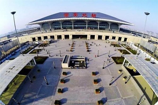 Xi'an North Railway Station Transfer To Xianyang Airport