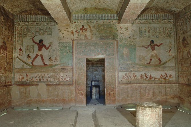 El Minya day tour from Cairo
