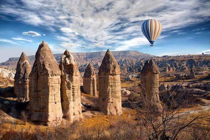 Private Arrival Transfer from Kayseri Airport to Cappadocia Hotels