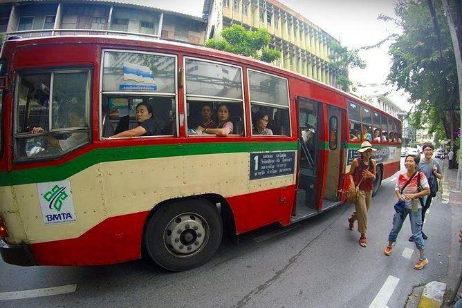 Private - BANGKOK BUS HOPPING incl SNACKS