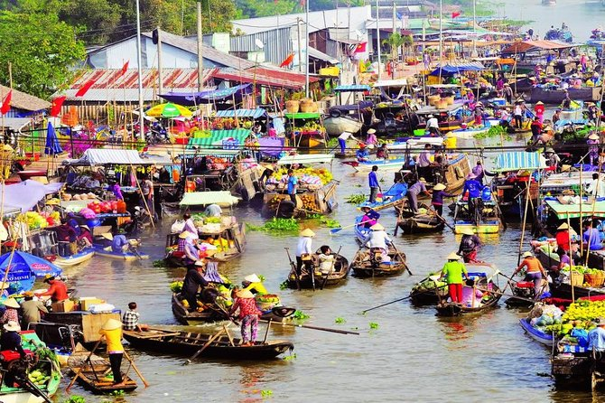Saigon - Mekong Delta in Depth ( Private Tour 5 days 4 nights)