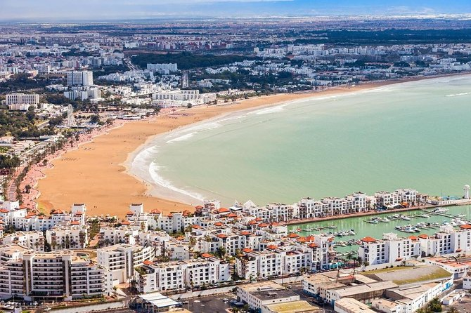 Private taxi transfer from Marrakech to Agadir