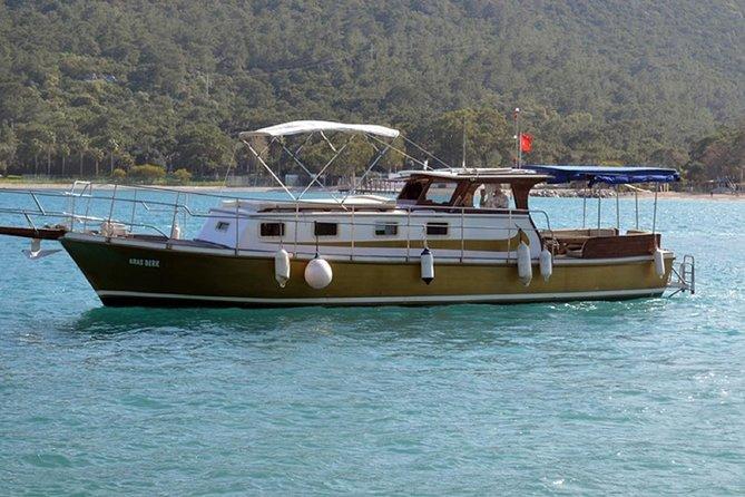 Private Boat Tour, from Kemer, Kiris, Camyuva,Tekirova, Goynuk, Beldibi, Antalya
