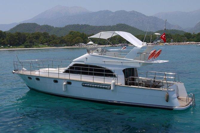 Kemer Luxury Yacht Charter