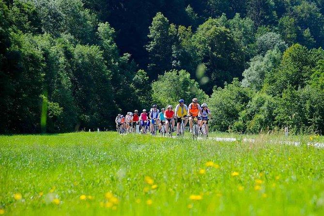 Tatinec cycling path