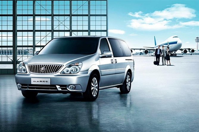 Shanghai Hongqiao International Airport Private Departure Transfer from Suzhou
