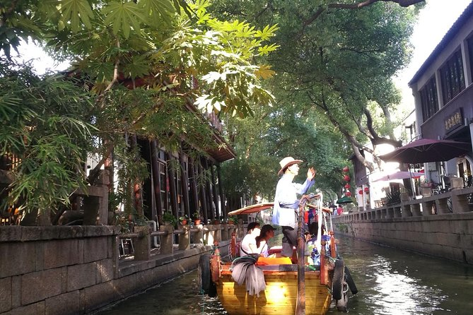 Tongli Water Town Private Tour from Shanghai with Hot Spring Spa Experience photo 5