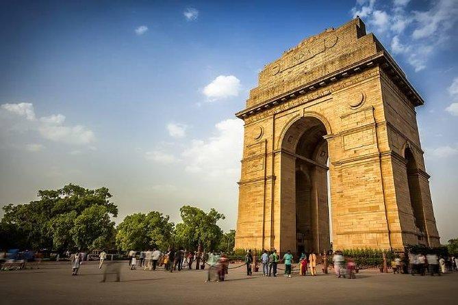 Half Day - New Delhi Sightseeing Tour