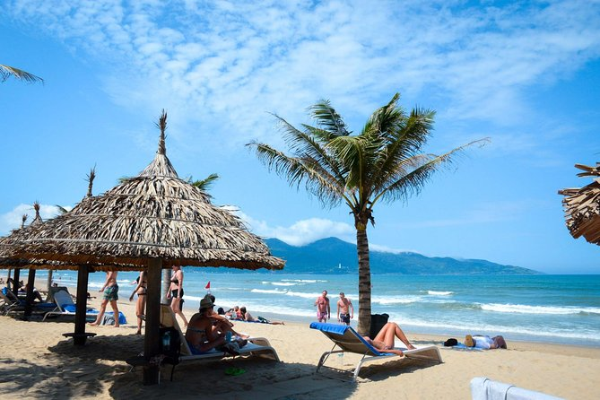 Private Shore Excursions: Da Nang City & Marble Beach (chan May Port)