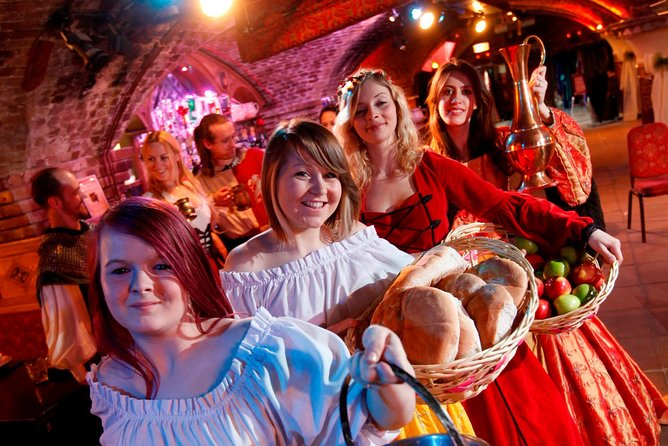 Medieval Banquet and Merriment by Torchlight in London