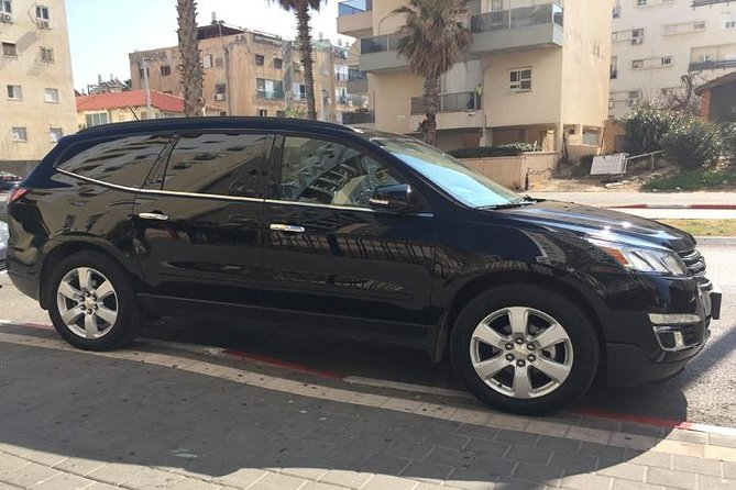 Airport Private Transportation from Ben Gurion To Dead sea