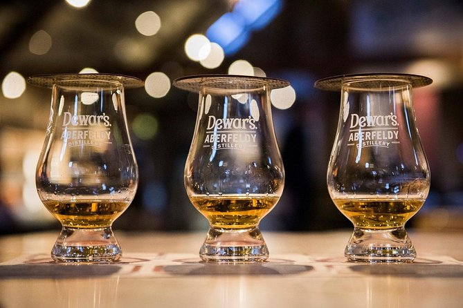 The Ultimate Whisky Experience from Edinburgh