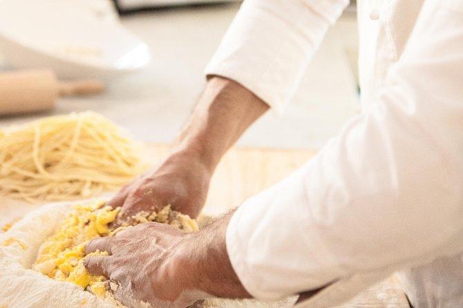 Professional Lab Pasta Experience