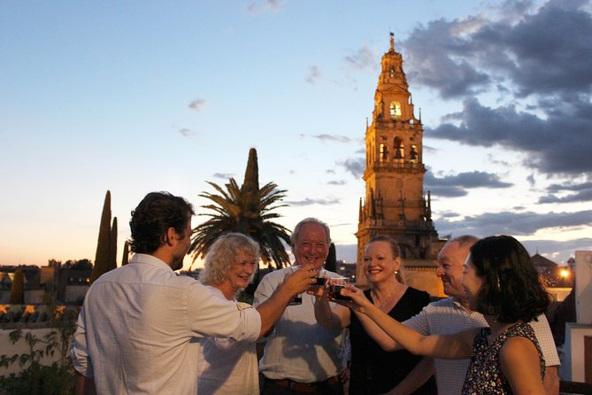 Cordoba Terrace & local's tapas tour adventure