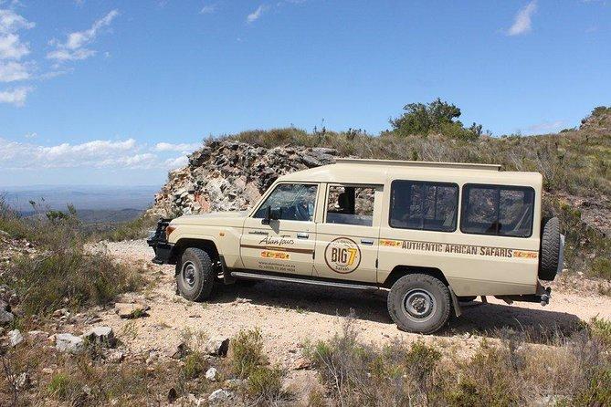 Addo Elephant National Park 4x4 Tour Kabouga Section - An Amazing Diversity