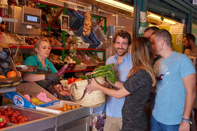 Cordoba Spanish Cooking Class & Market Tour