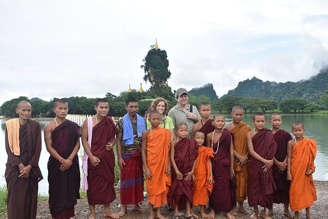 Fantastic Hpa-An, full day tour