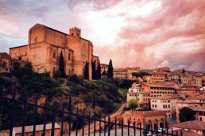 Open Voucher Highlight des klassischen Rundgangs durch Siena