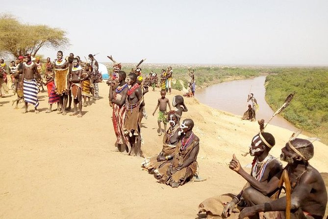 5 days Omo Valley with the tribes
