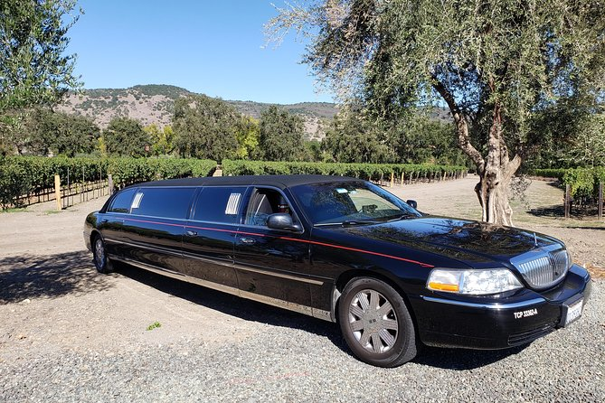 6 Hour - Private Napa Wine Tour in a Stretch Limousine