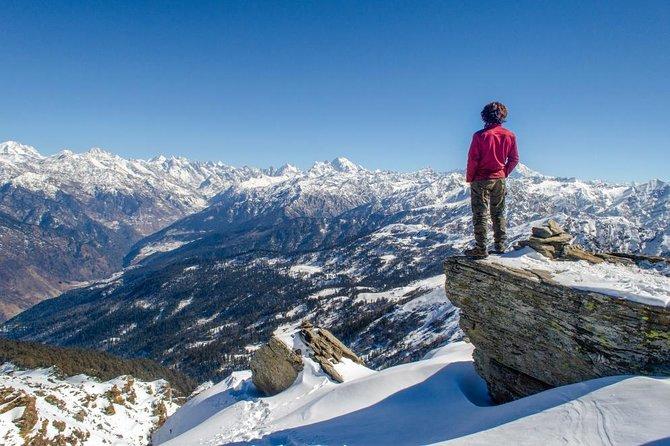 Kedarkantha Trek in Garhwal Himalayas - 6 Day Expedition