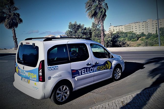 Faro Airport Private Transfer to or from Alvor