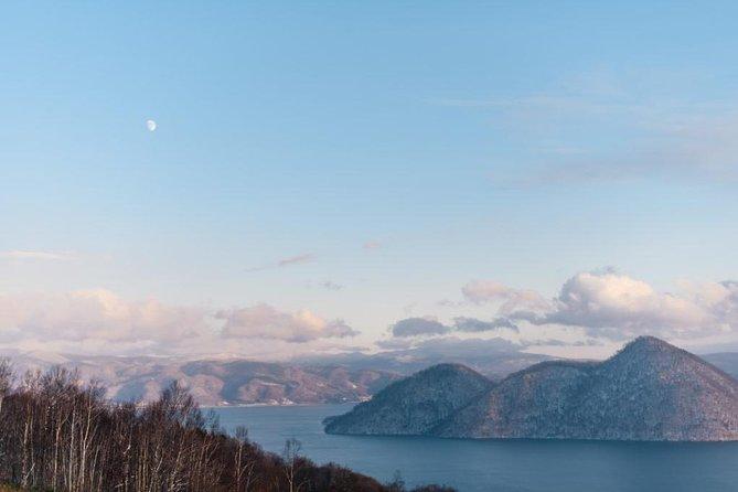Explorar Lago Shikotsu, Toya e Monte Usu