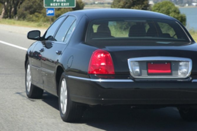 Private Airport Vip Sedan Transfer from or to SFO to San Francisco
