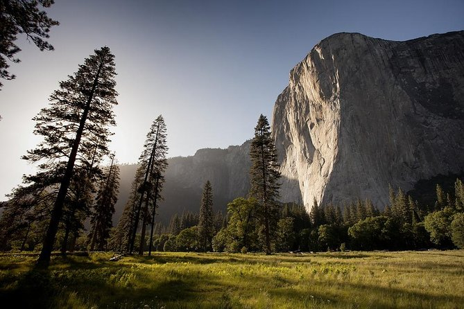 Privérondleiding Yosemite National Park vanuit San Francisco