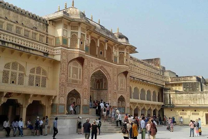 Private Guided: Jaipur One Day Local Sightseeing Tour by Car