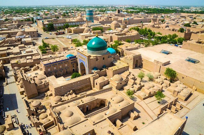 Khiva inner city