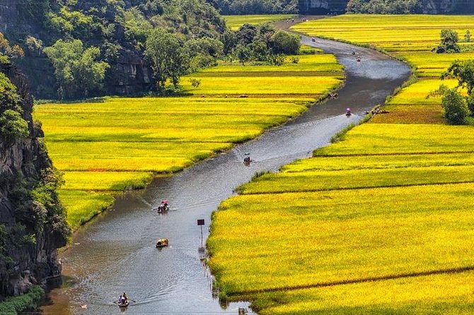 Hoa Lu Tam Coc Luxury 1 Day From Ha Noi by Limousine Car