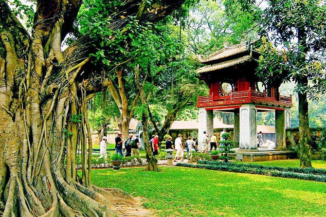 Ha Noi City tour - Group tour