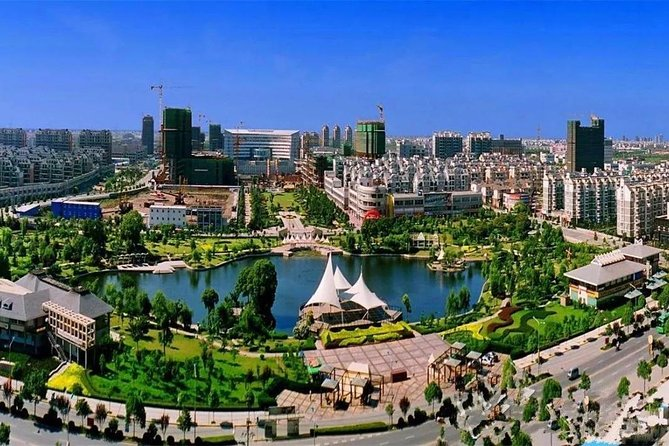 Private Round Trip Transfer to Haining City from Hangzhou