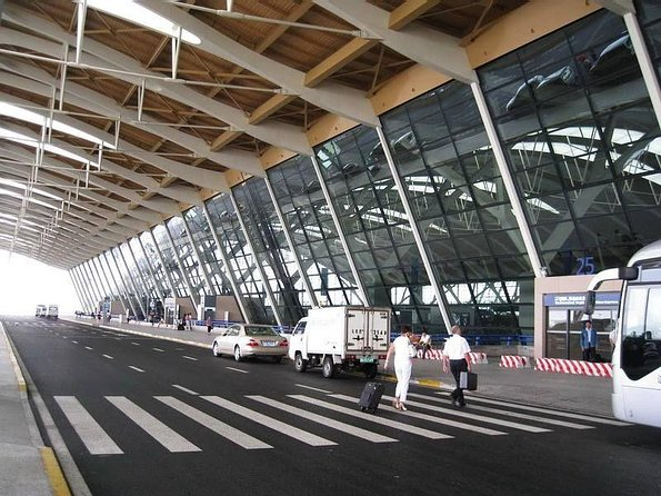 Private Hangzhou Airport Transfer to City Hotels or Railway Station