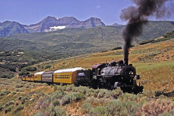 Heber Valley Railroad Deer Creek