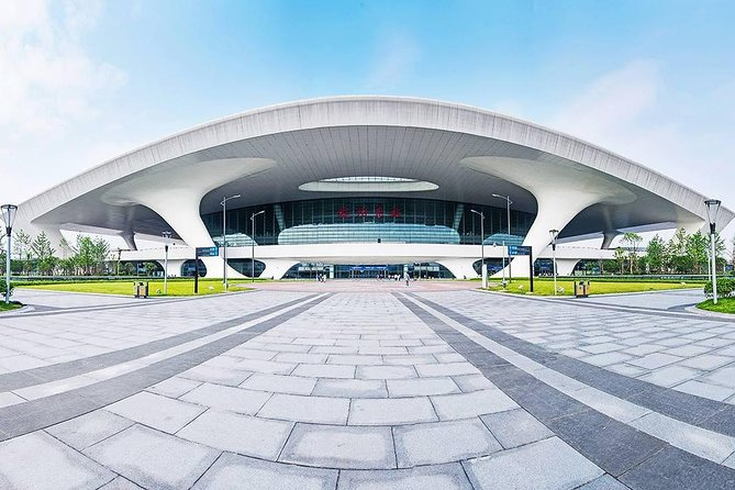 Hangzhou Private Transfer: City Hotels to Railway Station