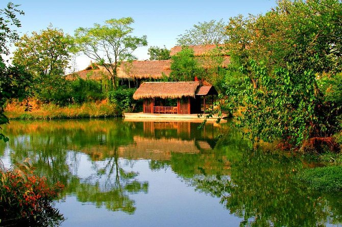 Half-Day Hangzhou Xixi Wetland Park Private Tour with Boat Ride photo 8