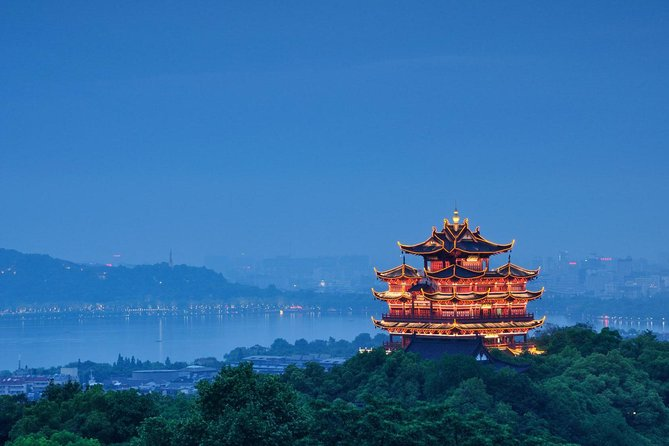 4-Hour Hangzhou Summit and Former Residence of Xueyan Hu Private Tour photo 1