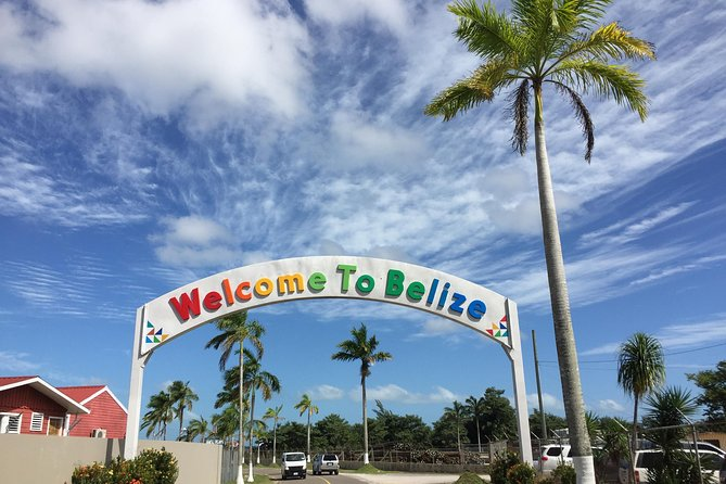 Belize International Airport To Hopkins Village