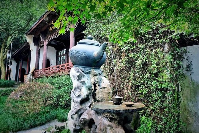Half-Day Hangzhou Tea Culture and Hupao Spring Private Tour