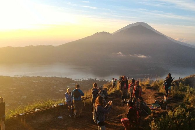 Magical Sunrise Trekking at Mount Batur