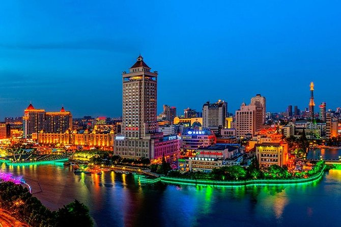 Private Shanghai Airport Transfer to Nantong City