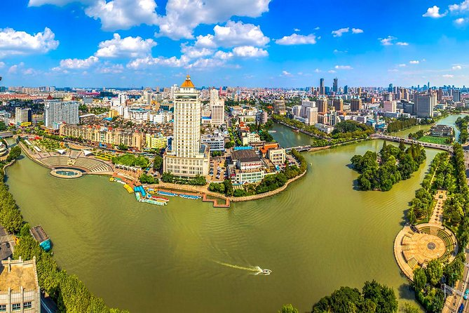 Private Transfer to Nantong City from Shanghai